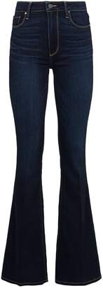 Paige Canyon High-Rise Bell Jeans