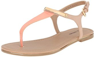 Call It Spring Women's GWALEVIEL Flat Sandal $34.99 thestylecure.com