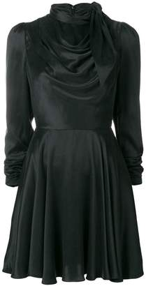 Zimmermann draped short dress