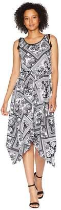 Lauren Ralph Lauren Pure Cotton Jersey Maxi Dress Women's Dress