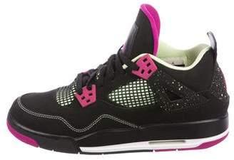 Nike Jordan 4 Retro High-Top Sneakers