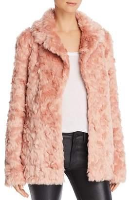 Show Me Your Mumu Park Ave Faux-Fur Jacket