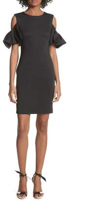 Ted Baker Salnie Cold Shoulder Sheath Dress