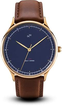 About Vintage - 1969 Vintage Gold & Midnight Blue Special Edition
