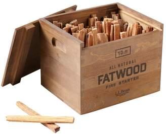 L.L. Bean L.L.Bean Fatwood Crate
