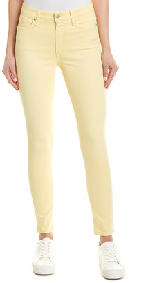Joe's Jeans Sunlight High-Rise Skinny Ankle Cut