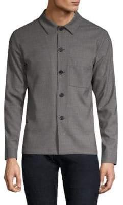 J. Lindeberg Casual Button-Down Shirt