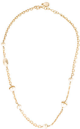 Christian Dior  Christian Dior Mise En Dior Chain Necklace