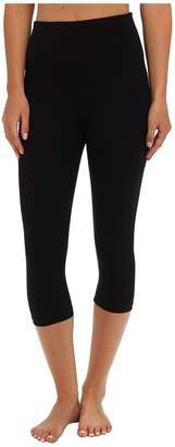 Yummie by Heather Thomson Talia Capri Cotton Shaping Legging Women's Casual Pants