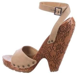 Stella McCartney Ankle-Strap Sandals