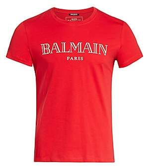 Balmain Men's Paris T-Shirt