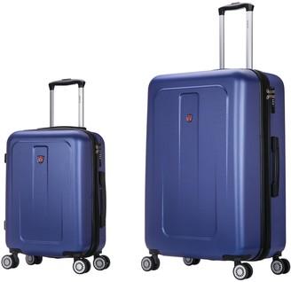 Dukap DUKAP Crypto Lightweight Hardside 2-Piece Luggage Set