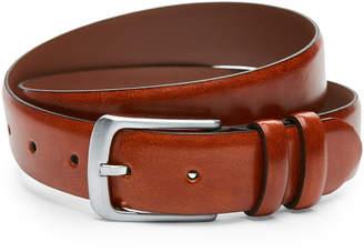 Bosca Leather Double Keeper Belt