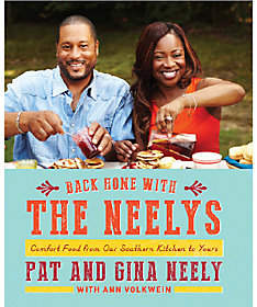 Patrick & Gina Neely Back Home with the Neelys by Patand Gina Neely