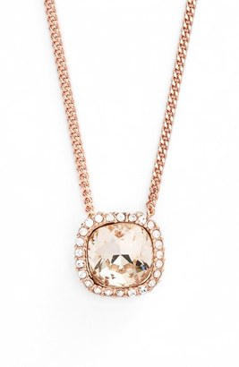 Women's Givenchy 'Legacy' Pendant Necklace $45 thestylecure.com