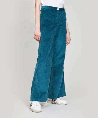 Masscob Teo Wide Leg Corduroy Trousers