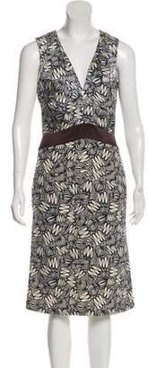 Celine Silk Midi Dress w/ Tags