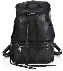 McQ Loveless Leather Backpack