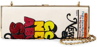 Marc Jacobs x New York Magazine The Mag Clutch Bag