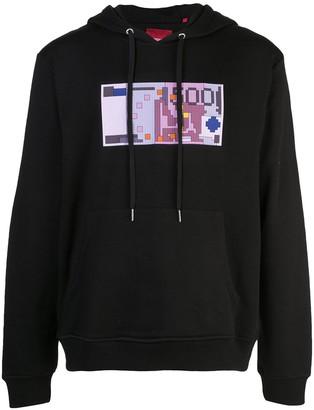 Mostly Heard Rarely Seen 8-Bit Euro hoodie