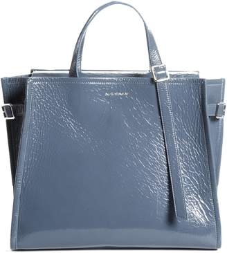 Calvin Klein 205W39NYC 209W39NYC East/West Leather Tote
