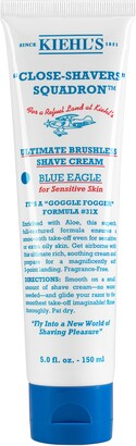 Kiehl's Ultimate Brushless Shave Cream Blue Eagle