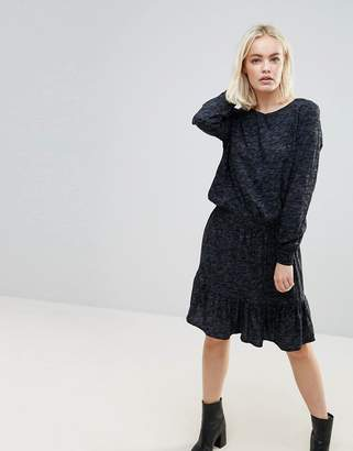 B.young Drop Waist Tunic Dress