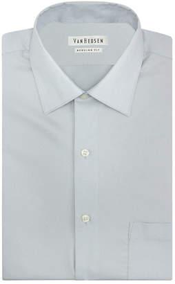 Van Heusen Herringbone Dress Shirt
