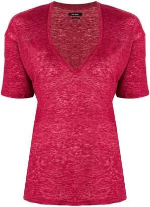 Isabel Marant Maree V-neck T-shirt