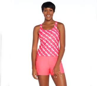 Ocean Dream Signature Island Tie Dye Tankini Swimsuit