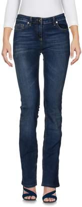 Elisabetta Franchi Denim pants - Item 42598306IM