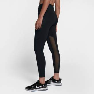 Nike Power Pocket Lux Women's High-Rise Training Tights