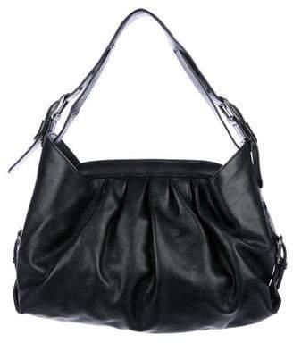 Fendi Leather Doctor B Bag