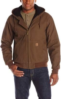 Wolverine Men's Carson Fleece Lined Cotton Duck Jacket