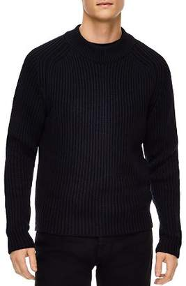 Sandro Uni Virgin wool Crewneck Sweater