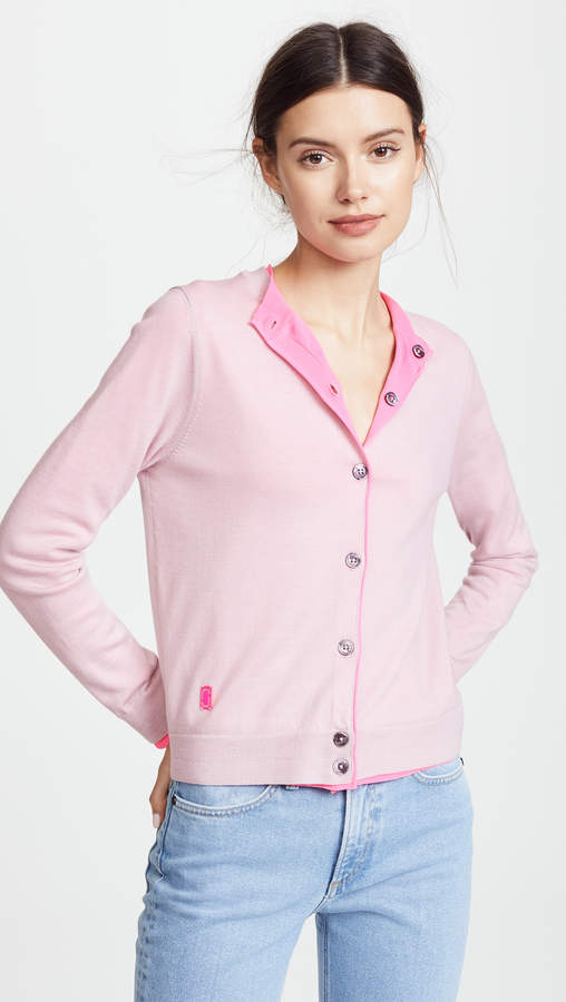Double Layer Cardigan
