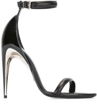 La Perla strapped high-heel sandals $766.15 thestylecure.com