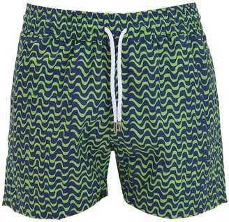 Frescobol Carioca Bossa Sports Nylon Swim Shorts