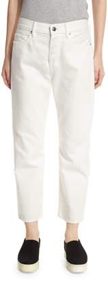 Vince 1961 Union Slouch Jeans, White