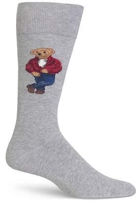 Polo Ralph Lauren James Dean Bear Socks