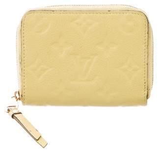 Louis Vuitton Empreinte Zippy Coin Purse