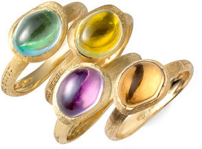 Marco Bicego 'Confetti Gemme' Stacking Ring