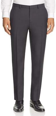HUGO Hets Slim Fit Trousers $195 thestylecure.com