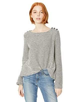 Roxy Junior's Free Thinking Pullover Fleece Top