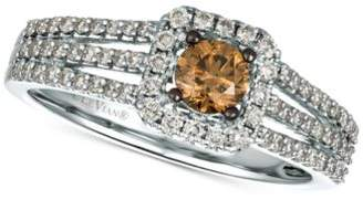 LeVian Le Vian® Diamond Ring (3/4 ct. t.w.) in 14k White Gold, Rose Gold or Yellow Gold.