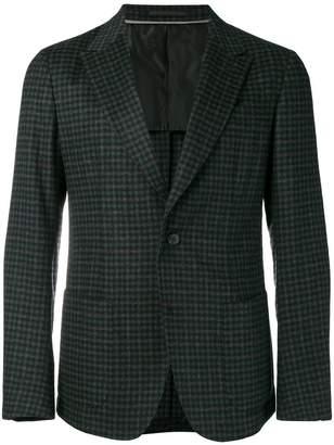 Ermenegildo Zegna checked woolen blazer