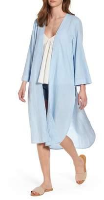 BP Linen Blend Kimono