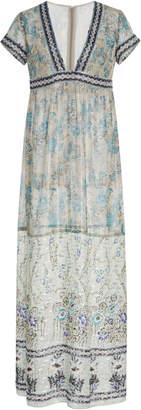 Anna Sui Fantasy Florals dress