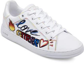 GUESS Women Crayza Sneakers Women Shoes