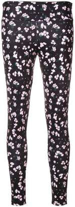 Emilia Wickstead Bodyism x floral leggings